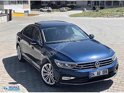 2020 MODEL VW PASSAT R-LİNE GARANTİLİ HEMEN TESLİM