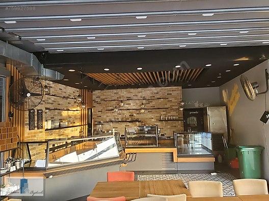 FIRSAT ! MÜŞTERİSİ HAZIR FALİYETE HAZIR EKSİKSİZ RESTAURANT/CAFE #759927598
