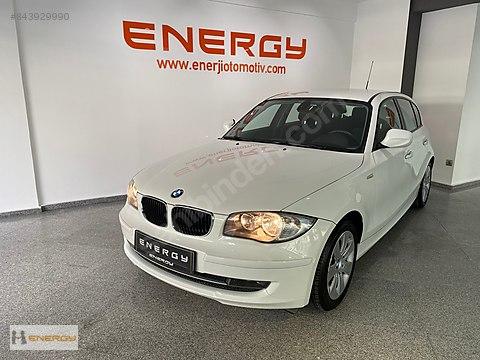 2011 BMW 1.16 İ OTOMATİK 93.000 KM ORJİNAL