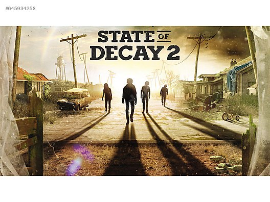 State of Decay 2 Ultimate Edition (PC) Full Aktivasyon at