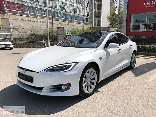 Tesla Model S 75d 525 Ps