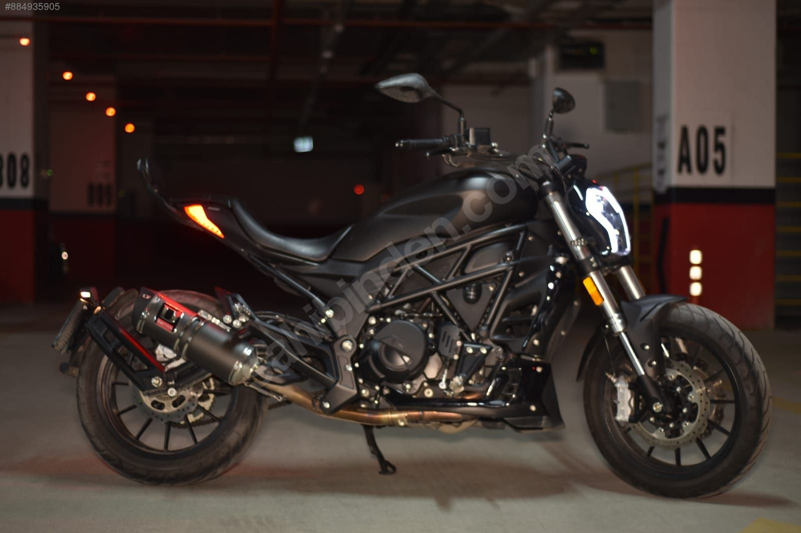 Benelli 125-S 2020 Model Naked / Roadster Motor Motosiklet