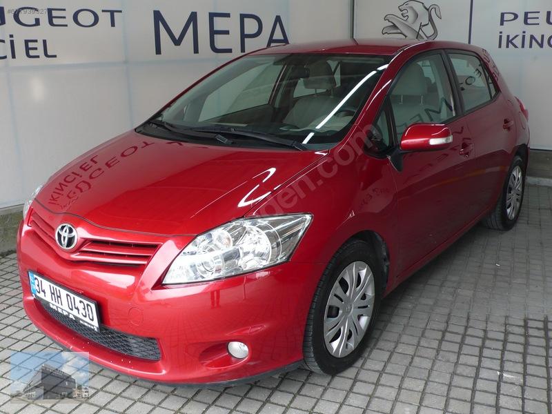 Toyota Auris 1.6 Comfort Extra 2011