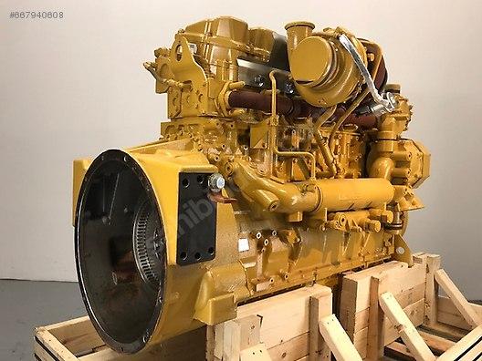 Cat C18 Sıfır 988K Motoru - İlan ve alışverişte ilk adres