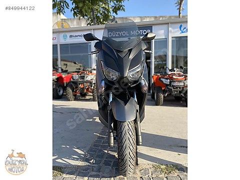 Düzyol Motor'dan Yamaha Xmax 250 ABS