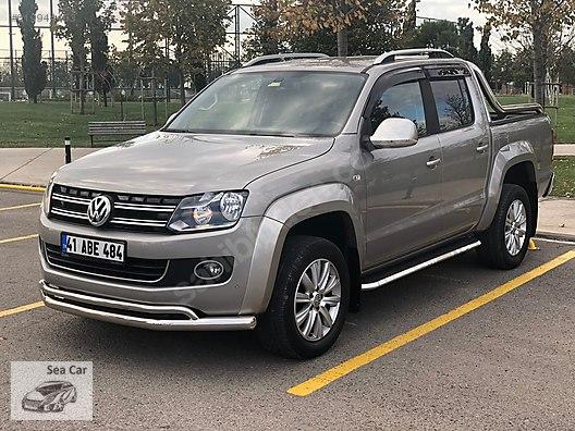 2016 Volkswagen Amarok 20 Bitdi 114900 Tl Galeriden Satılık Ikinci
