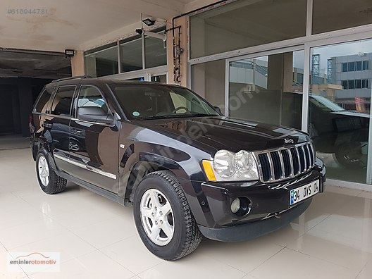 jeep / grand cherokee / 3.0 crd / limited / 2007 jeep grand