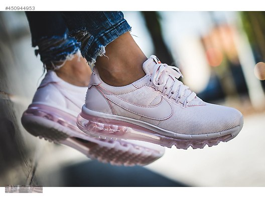 huge discount a6487 bf420 NIKE WMNS AIR MAX LD ZERO PEARL PINK TRAINING SHOES 911180 600
