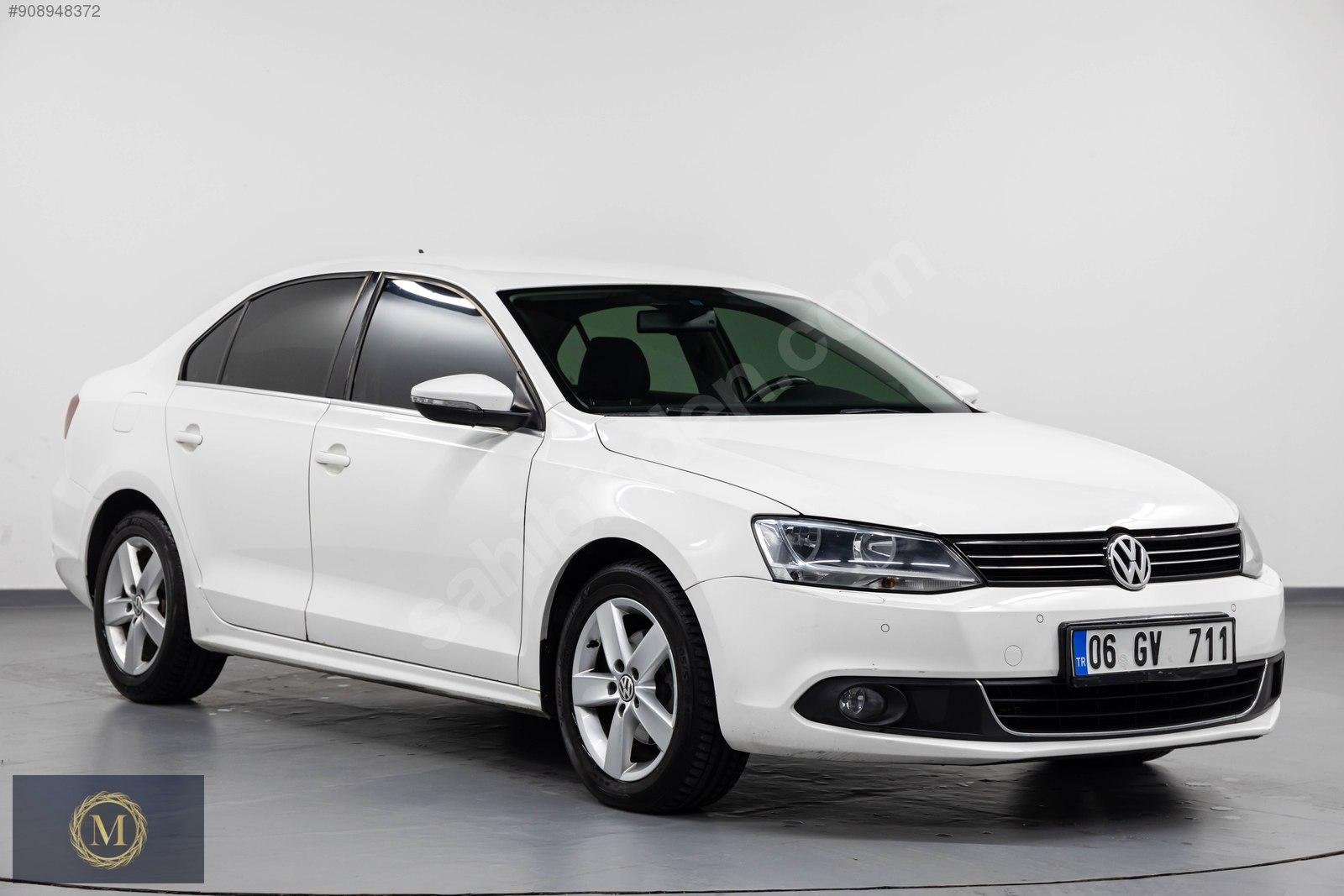 VW JETTA 1.6 TDI COMFORTLİNE DSG