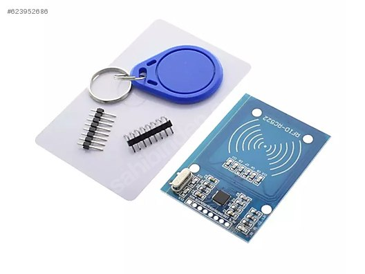 Arduino RC522 RFID NFC MODÜL at sahibinden com