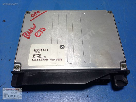 Cars & SUVs / Electric / BMW E39 MOTOR BEYNİ 1429861 MS41 0 at