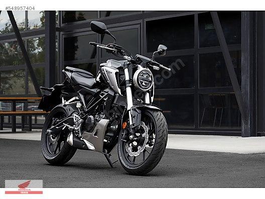 Vehicles Motorcycles Honda CB 125 R