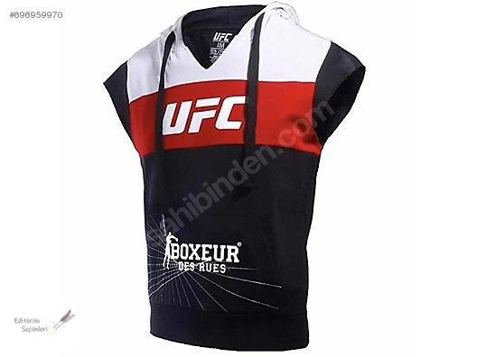 69c921a39b Boxeur Des Rues UFC Serisi Üst / Sıfır, etiketli at sahibinden.com ...