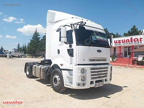 UZUNLAR'dan FORD CARGO 1838T E5 2012 MODEL RETARDER-KLİMA
