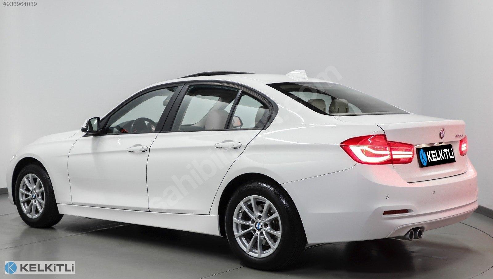 2015 BMW 320d BOYASIZ 40.000km TR'DE TEK