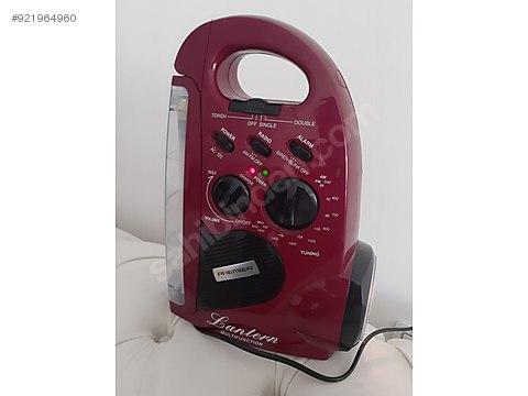 radyolu fener ve cesitli elektronik