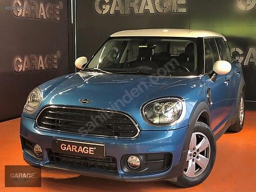 Garage 2018 Mini Cooper Countryman 15 Hatasiz