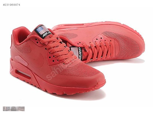 f1969c7ee02 ... clearance athletic outdoor nike air max 90 hyperfuse qs independence day  red at sahibinden 231968874 a5f17