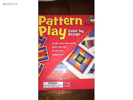 Pattern Play Zeka Oyunu At Sahibindencom 623970170