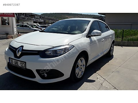 2014 MODEL 1.5 DCİ FLUENCE TOUCH
