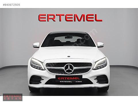 ERTEMEL'DEN-0 KM C200d AMG-PANAROMİK-HAYALET EKRAN-AHŞAP-