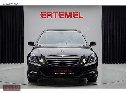 ERTEMEL'DEN 2010 E200 CGİ-PANAROMİK-PERDE-DERİ-65.000...