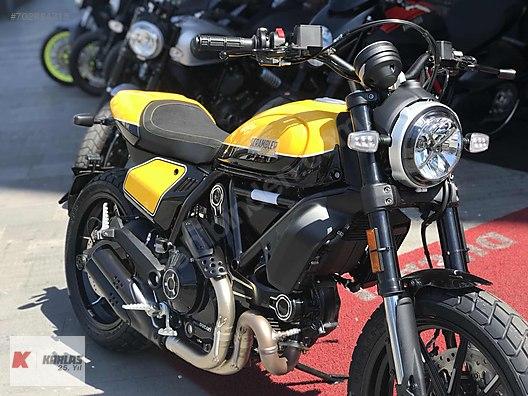 Scrambler Ducati Indonesia 2020 - Article