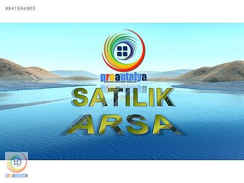 SATILIK ARSA 620 M² ANTALYA LARA ERMENEK DEĞERLİ...