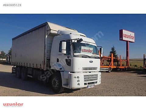 UZUNLAR'dan FORD CARGO 2526 EURO 5 2011 MODEL KAYAR...