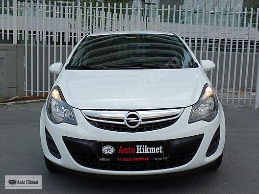 Opel Corsa 1 3 Cdti Essentia Auto Hikmet Ten 2014 Opel