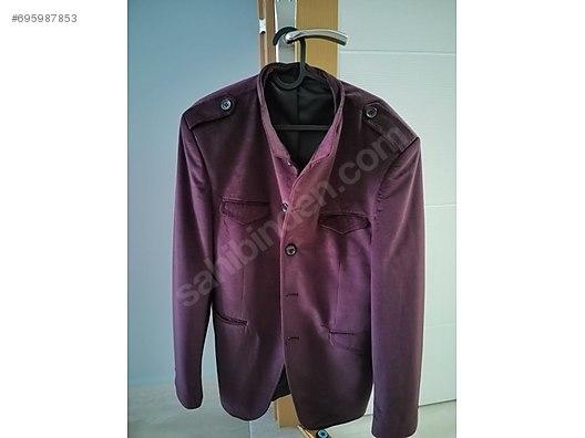 113669d38350e İkinci El ve Sıfır Alışveriş / Giyim & Aksesuar / Erkek / Giyim / Ceket ...
