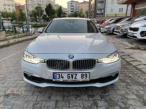 2017 BMW 3.18İ LUXURY LİNE HAYALET ISITMA NBT BOYASIZ...