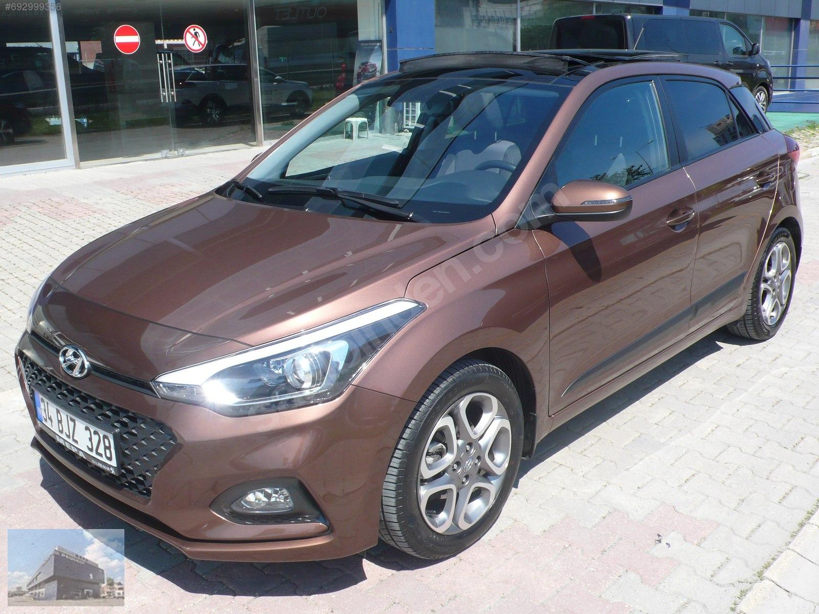 Hyundai i20 1.4 MPI Elite Smart 2018